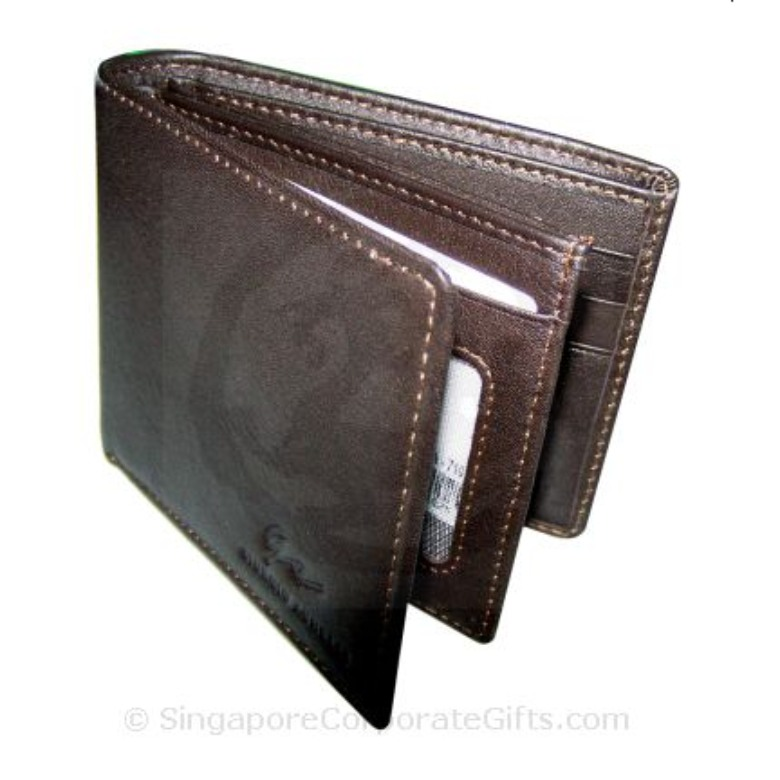 Giorgio Agnelli Genuine Leather Wallet