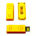 Gold Bar Thumbdrive (Trek Micro SD 4G)