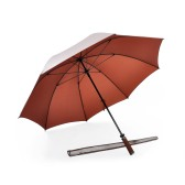Pearl Sheen Fabric, Ultra Lightweight Golf Umbrella