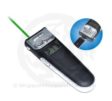Green Laser Pointer with Presenter (RF) 829