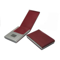 Designer Leather Namecard Case VIII