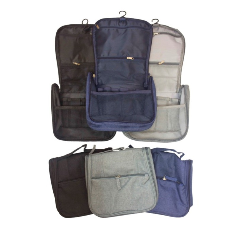 Hanging Toiletry Travel Pouch