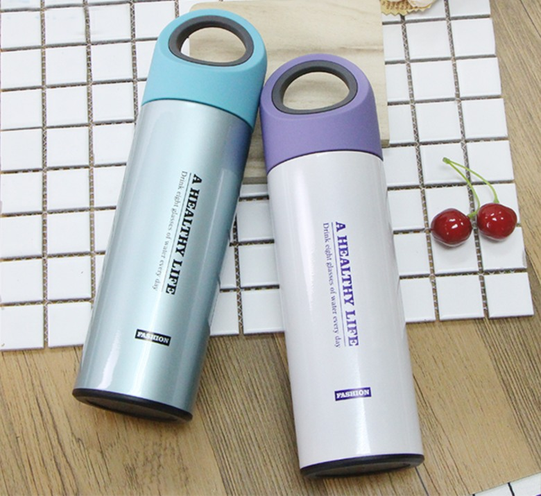 Insulated Stainless Steel Water Bottle [400ml]