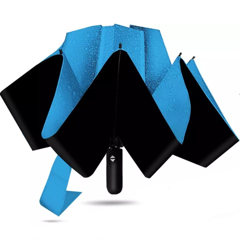 Inverted Auto Open/ Close Umbrella (23')