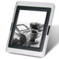 Hi-Resolution 6 inch eInk eBook Reader