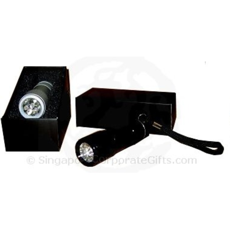 Aluminium Flashlight Torch(White Light)