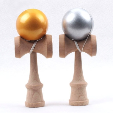 Pearl finish beech wood  Competition Kendama