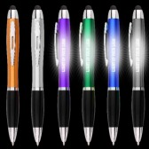 Light-Up-Your Logo Pen