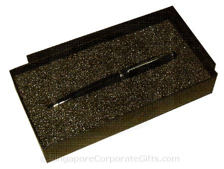 Roller Ball Pen With Folded Box
