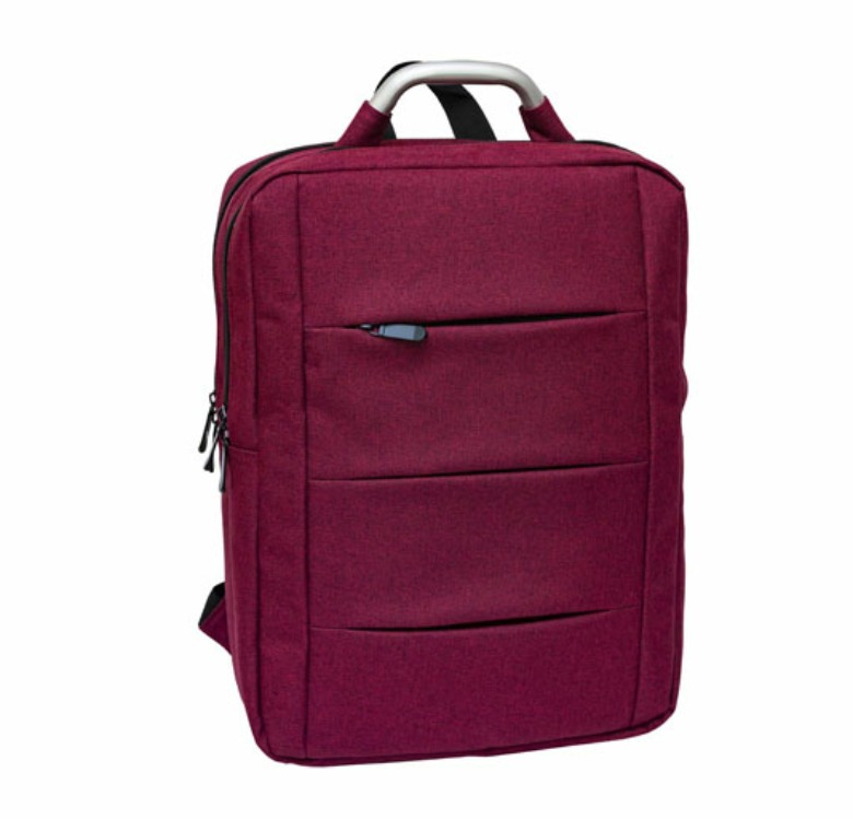 2 Tone Laptop Backpack with 3 Compartments