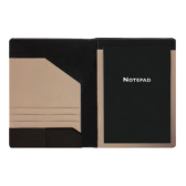 A4 Folder with Note Pad D