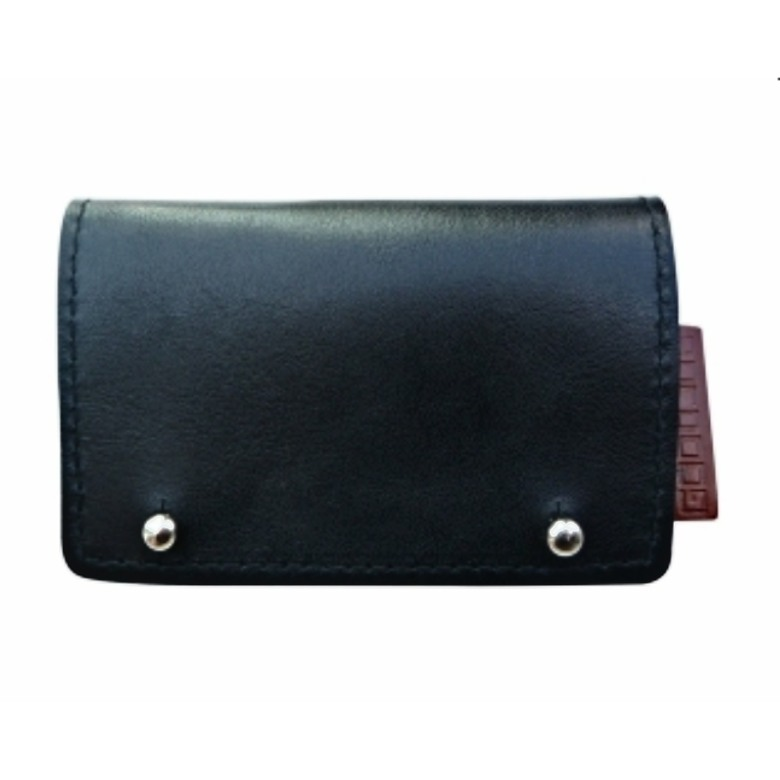 Designer DOT Business Card Holder (Genuine Leather)