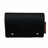 Designer DOT Business Card Holder (PU)