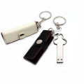 Key Thumbdrive with Leather Holder 2  (Trek UDP 4G)