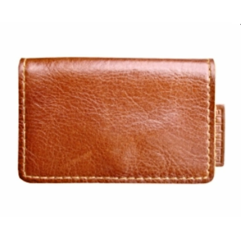Designer Business Card Holder (Genuine Leather)