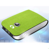 Touch Power Bank with LED (11200mAh)