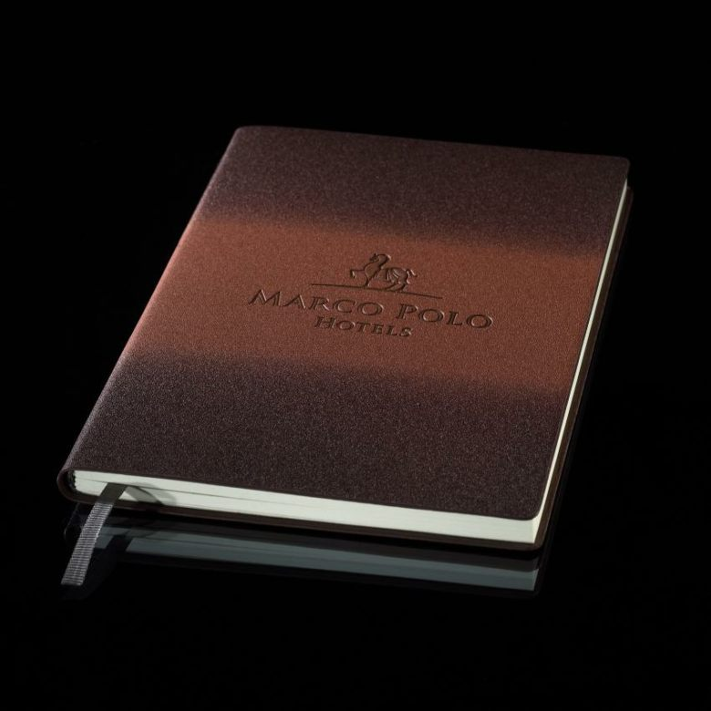 Leather Note Book H