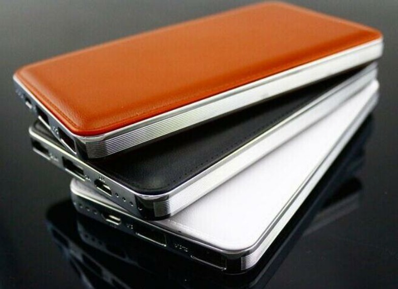 Leather Power Bank 4 (8000mAh)