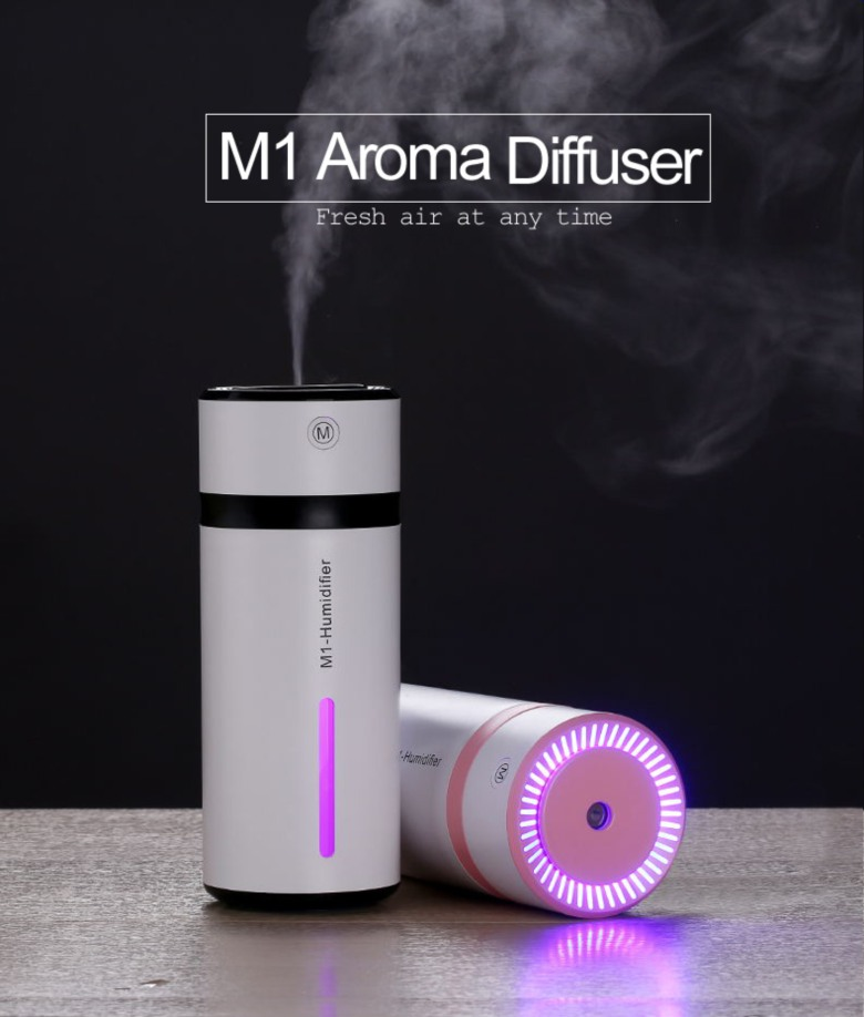 Ultrsonic Humidifier [230ml]