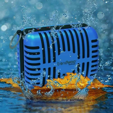 MIC Waterproof Bluetooth Speaker