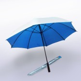 "UV Exterior, Windproof Golf Umbrella (30"")"