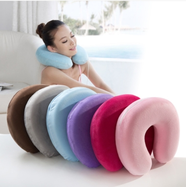 Memory Foam Neck Rest (HF-001)