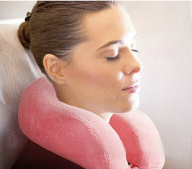 Memory Foam Neck Rest (HF-002)