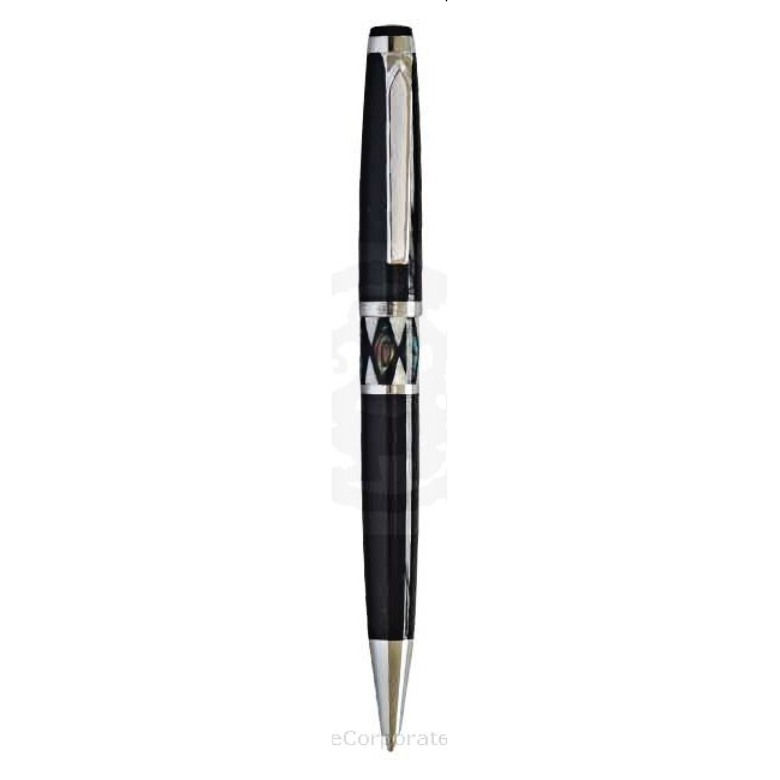 Exclusive Mini Metal Pen with Shell Motif 2000-2 (Ball Pen)