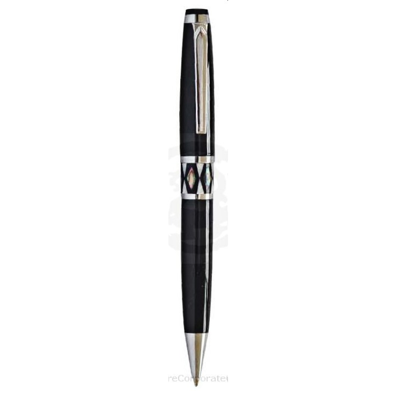 Exclusive Metal Pen with Shell Motif 2000-1 (Ball Pen)