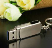 Exclusive Metal Swivel Thumbdrive [USB3] [8GB]