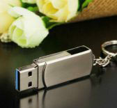 Exclusive Metal Swivel Thumbdrive [USB 2][8GB]