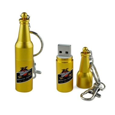 Metal Bottle Thumbdrive 9 (Trek UDP 4G)