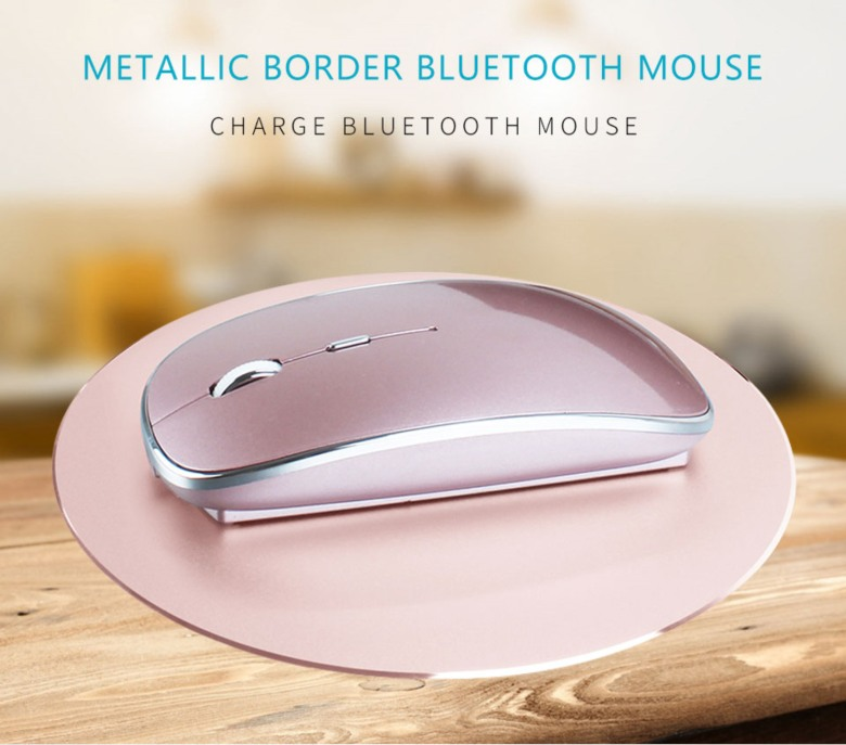 Bluetooth Rechargable Wireless Mouse