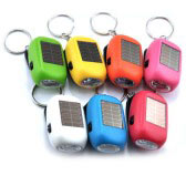 Mini Dynamo LED with Key chain 2
