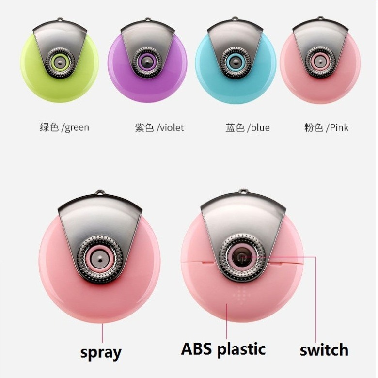Beauty Cell Phone Mist Spray Diffuser Portable Mobile Phone