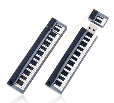 Keyboard Shaped Thumbdrive (Trek UDP 4G)