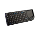 Mini Wireless Keyboard with mouse pad and laser pointer