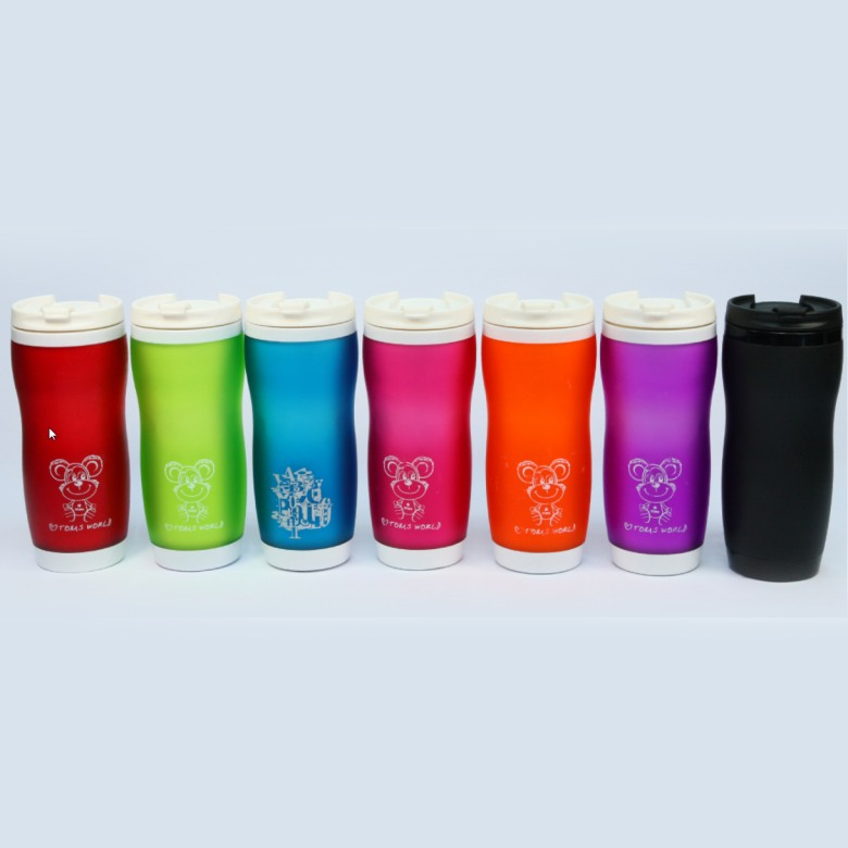 Double Wall Plastic Tumbler