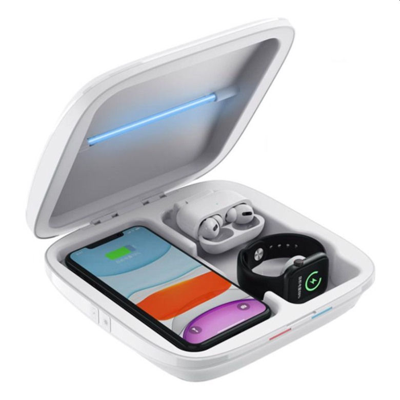 Multi-Gadget Sterilizer cum Wireless Charger