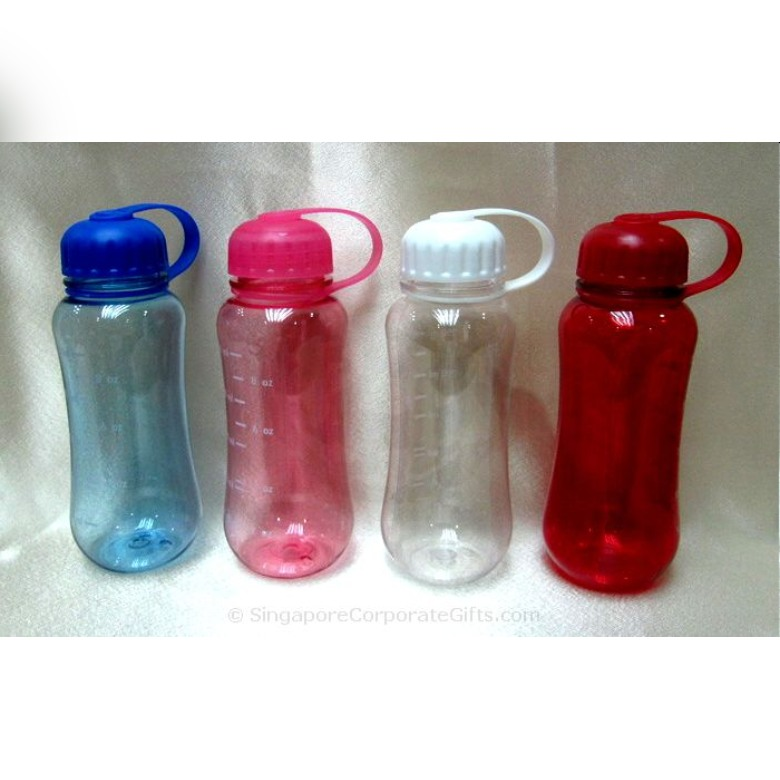 Polycarbonate Bottle With Straw (250ml) PCB-250