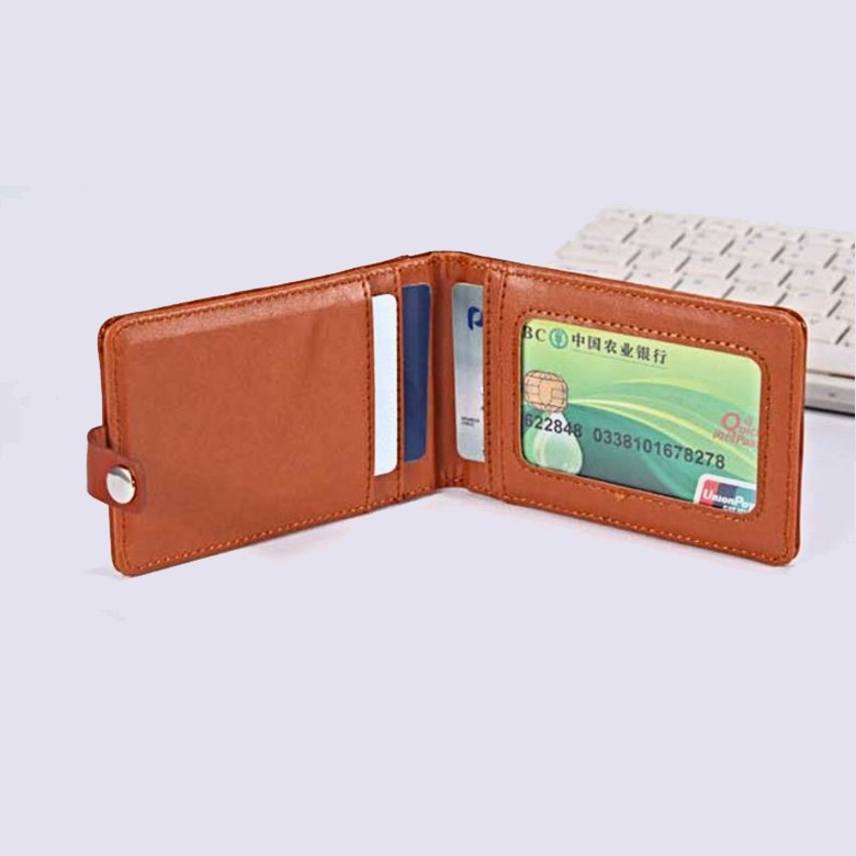 PU Leather Multi-Pass Holder