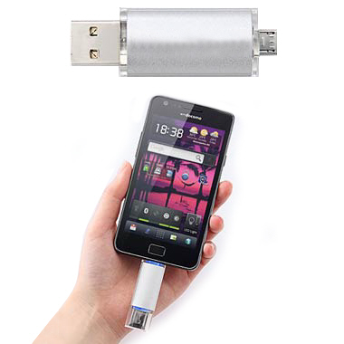 Metal Thumbdrive for Mobile Phones(4G)