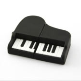 Piano Shaped Thumbdrive (Trek UDP 4G)