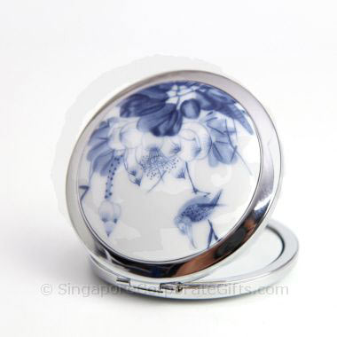 Artistic Ceramic Cosmetic Mirror 099