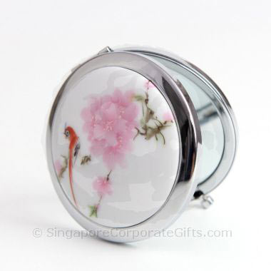 Artistic Ceramic Cosmetic Mirror 100