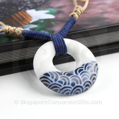 Ceramic Necklace 060