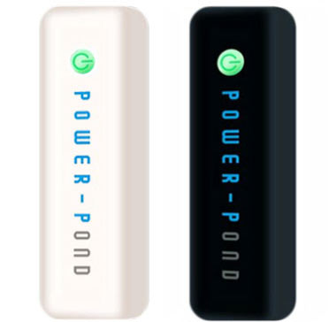 Power Pond 4 in one Power bank 1C (2200 mAh)