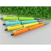 New LOGO promotional ball pen with square clip