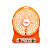 Rechargable  Battery Operated Desk Fan