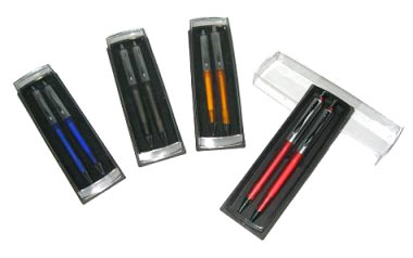 Ball Pen and Mechanical Pencil Set S20